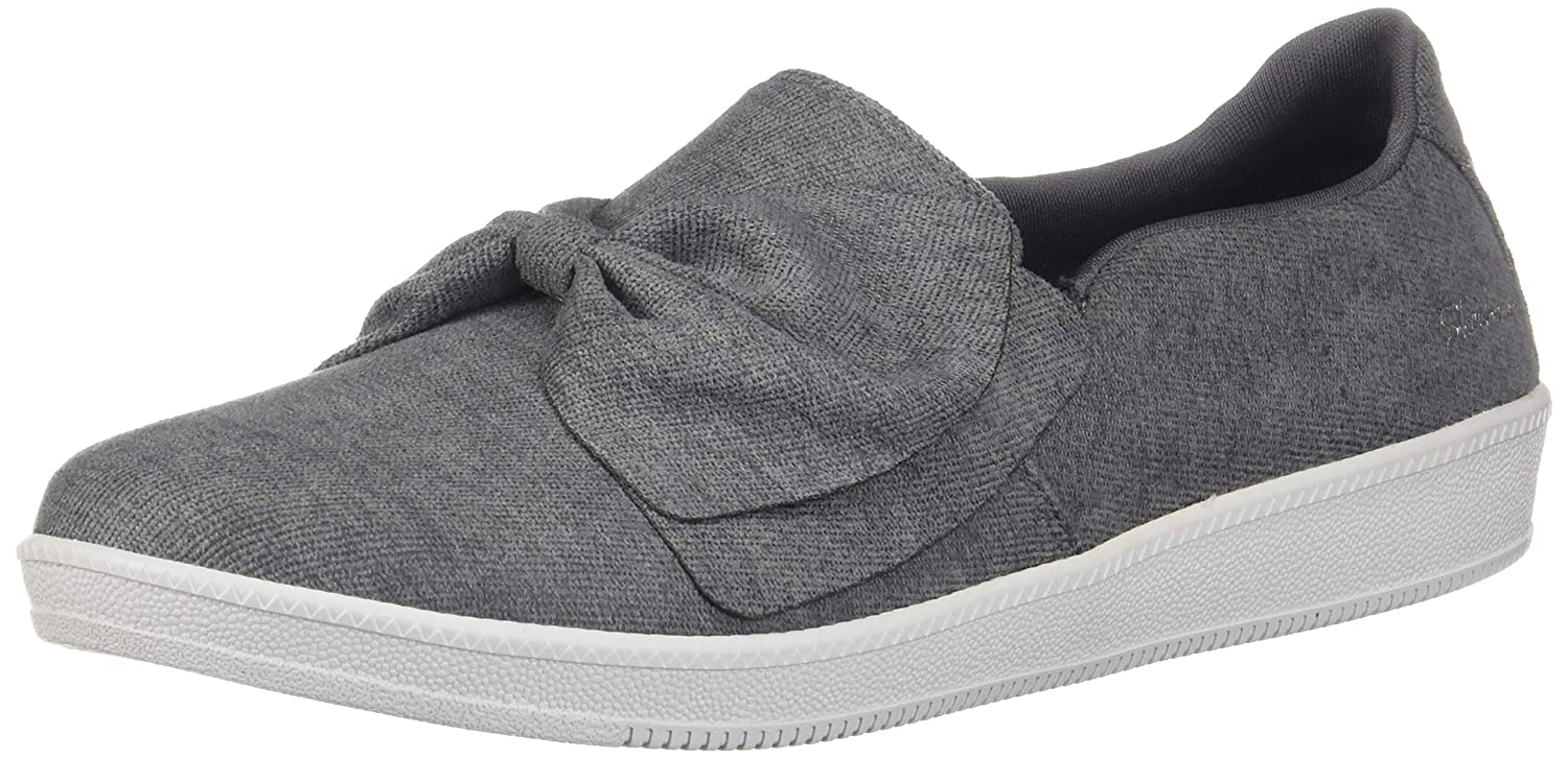 Charcoal Skechers Womens Madison Ave - My Town Fashion Sneakers