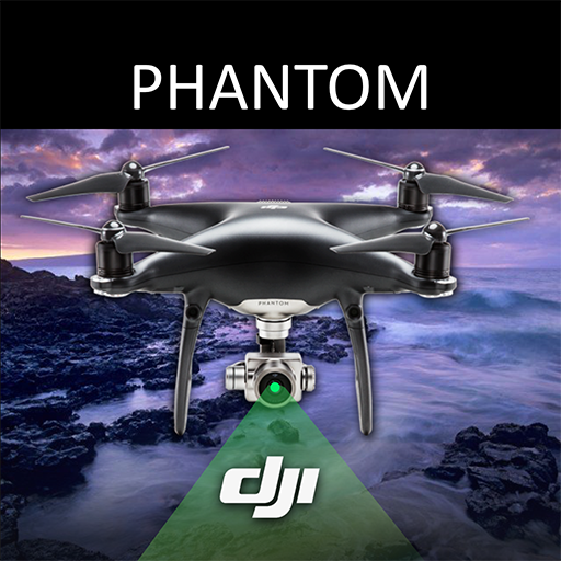 Phantom 4 Control & Training - Com Phantom