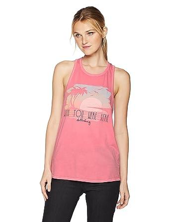 7a009da0 Amazon.com: Billabong Women's Wish You were Here Tank: Clothing