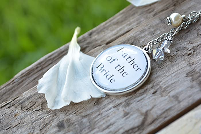 Bridal Bouquet Memory Charm Wedding Pendant Memorial