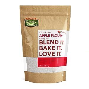 Nature's Earthly Choice Apple Flour, 16 Ounce