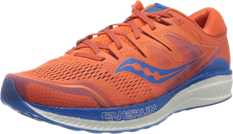 Peddler Hurricane ISO 5 Stabilitätsschuh Herren-Orange, Blau, Zapatillas de Running Zapato de Estabilidad para Hombre: Amazon.es: Zapatos y complementos