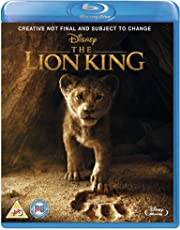 The Lion King Blu-ray [2019]