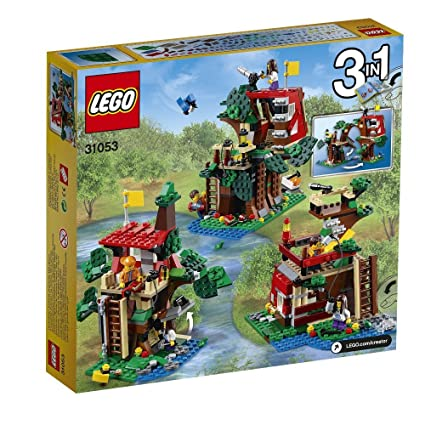 Buy Lego CREATOR 3 in 1 31053 (7-12), Multi Color Online at Low ...