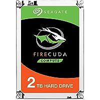 "Seagate FireCuda Disco Duro (3.5"", 2000 GB, 7200 RPM, Serial ATA III, 64 MB, Híbrido HDD)"