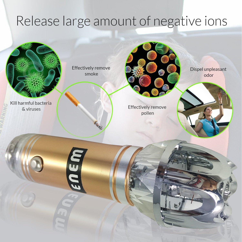 Tobacco odor neutralizer: tobacco smoke air purifier 14