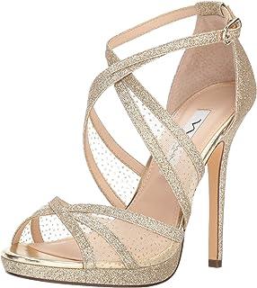 797dfab080bf NINA Women s Fenna Heeled Sandal