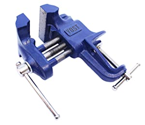 Yost COV-3 Clamp-On Vise, 3""