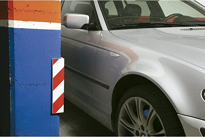 Sumex Prk2000 Anfahrschutz Für Die Garage Auto