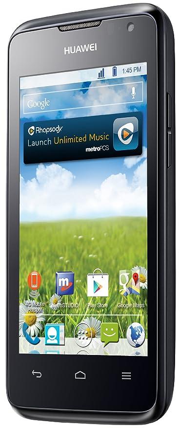 Huawei Premia 4G LTE Prepaid Android Phone (MetroPCS)