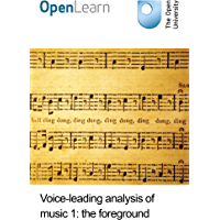 Voice-leading analysis of music 1: the foreground (English Edition)