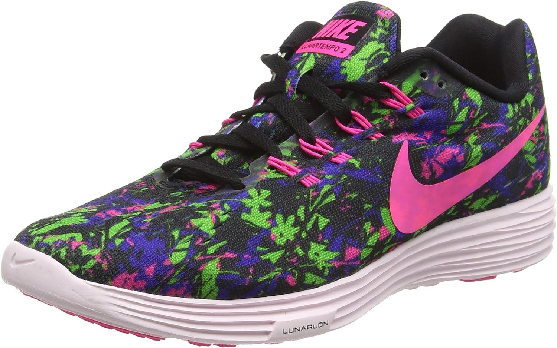 NIKE Wmns Lunartempo 2 Print, Zapatillas de Running para Mujer: Amazon.es: Zapatos y complementos