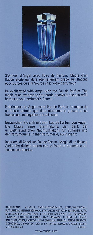 Amazoncom Thierry Mugler Angel Heavenly Star Eau De Parfum 34