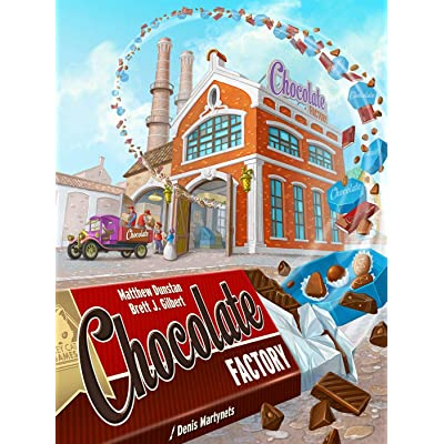 Chocolate Factory: Toys & Games
