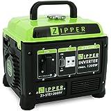 Zipper Generador de corriente 1,1kW, 1200W, generador de emergencia