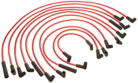 new dragon fire high performance hei spark plug wire set for 1987-1995 chevrolet  chevy