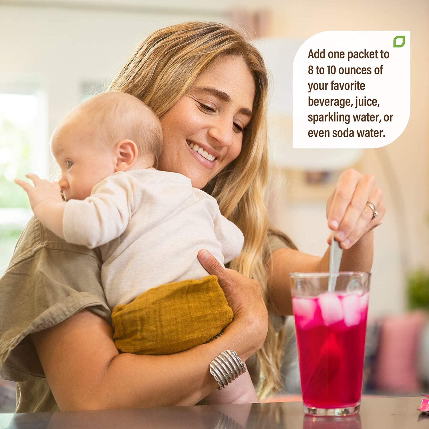Amazon Com Upspring Baby Milkflow Fenugreek And Blessed Thistle Powder Berry Drink Mix 18 Count Lactation Supplement Packets To Promote Healthy Breast Milk Supply Health Personal Care