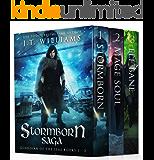 Stormborn Saga: Guardian of the Seas