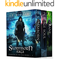 Stormborn Saga: Guardian of the Seas (A Tale of the Dwemhar Trilogy) (Stormborn Saga Series Boxset Book 1)