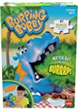 Burping Bobby - The Feed The Hippo But Watch Out for His Burp! Game - Includes A Fun Colorful 24pc Puzzle by Goliath