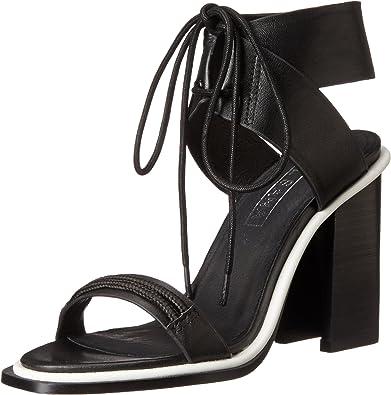 Chuck Heel Dress Sandal