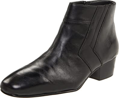 Giorgio Brutini Men's Blackjack Ankle Bootie, Black, ...