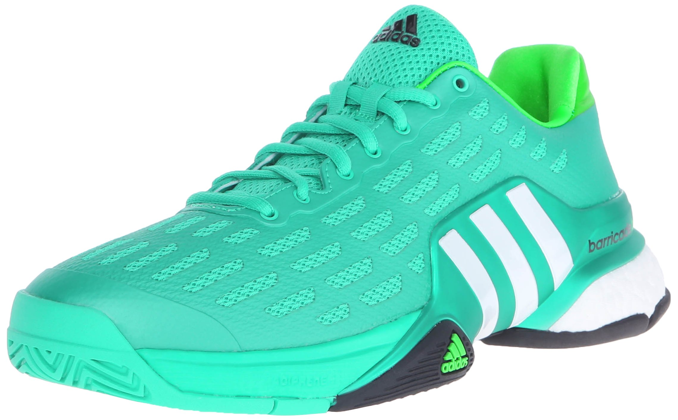 wholesale dealer 260b4 36e50 Galleon - Adidas Performance Men s Barricade 2016 Boost Tennis Shoes