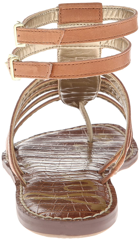 Sam Edelman Women's Gilda Gladiator Sandal B078JQDTBM 10 W US Saddle