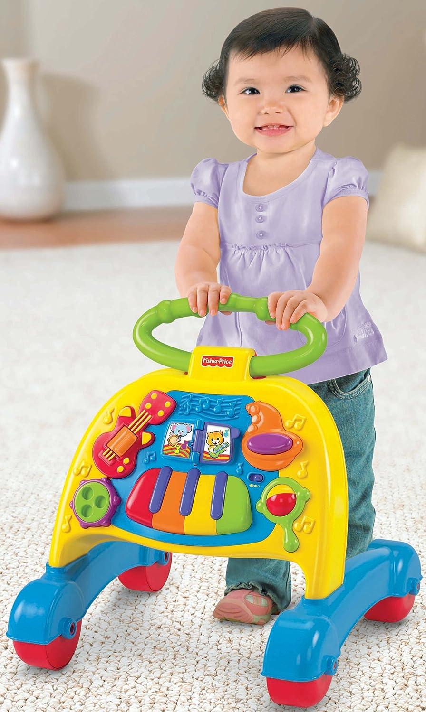 Fisher-Price - Andador Activity Musical (mayores de 6 meses) (Mattel ...