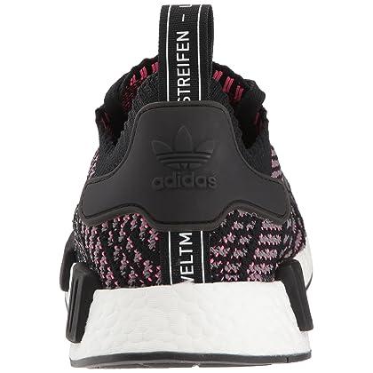 best website b197f bb764 ... adidas Originals Mens NMDR1 STLT PK, BlackGreySolar Pink, ...