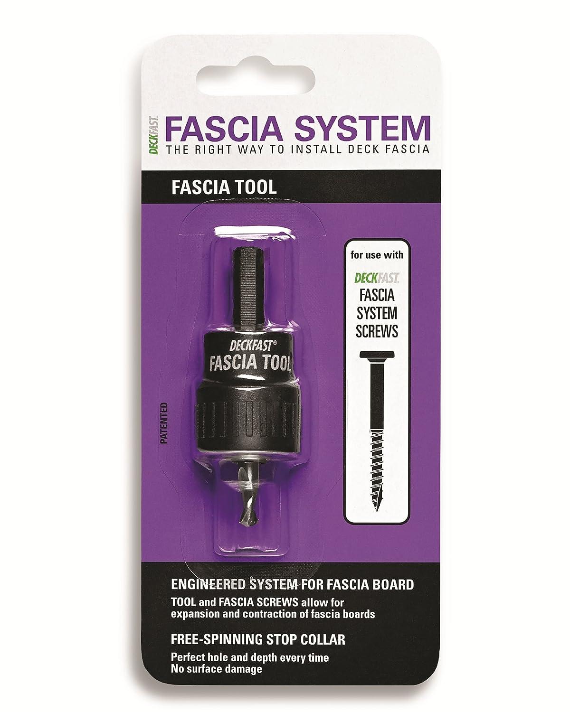 Starborn Industries Deckfast Fascia Tool Fascia System