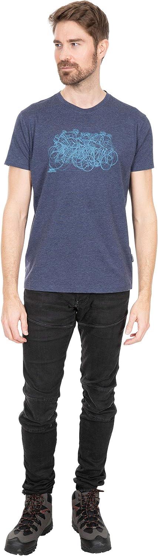 Hombre Trespass Wicky II Camiseta de Secado r/ápido