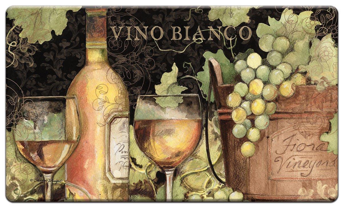 Calaホーム30 by 18インチ抗疲労快適フロアマット、明るいワイン   B079DVGYN1