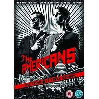 The Americans - Season 1 [DVD]