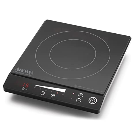 Amazon.com: Aroma Housewares – aid-509 Induction Cooktop ...