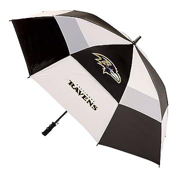 Baltimore Ravens Vented Canopy Golf Umbrella  sc 1 st  Amazon.com & Amazon.com : Baltimore Ravens Vented Canopy Golf Umbrella : Sports ...