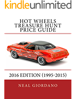Amazon warmans hot wheels field guide values and hot wheels treasure hunt price guide 2016 edition 1995 2015 fandeluxe Images
