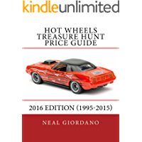 Hot Wheels Treasure Hunt Price Guide: 2016 Edition (1995-2015) (English Edition)