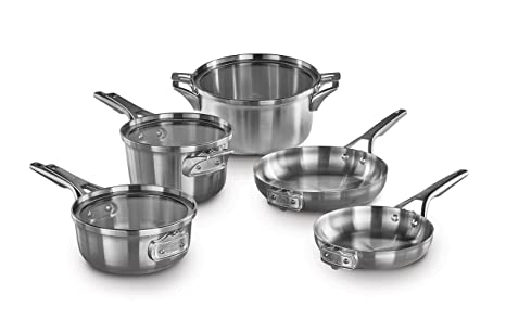 Amazon.com: Calphalon 2010604 Utensilios de cocina Set ...
