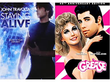 Amazon com: Johnny Sing & Dance 40th edition of Grease Movie