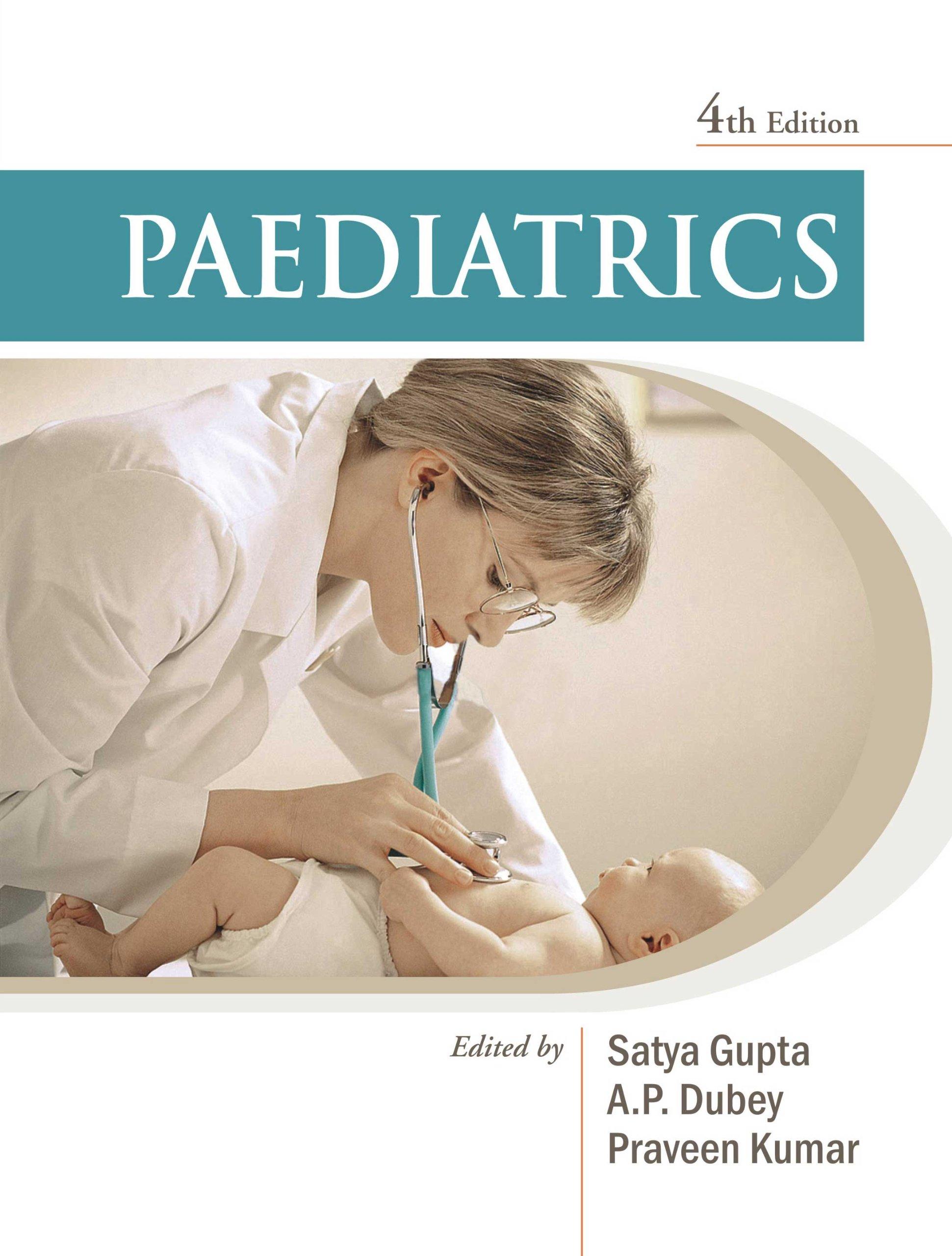 Paediatrics, Vol. 1, 4th Ed. ePub fb2 book