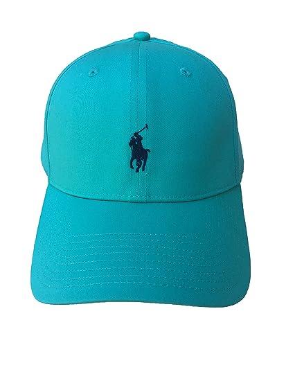 7142022af88 Amazon.com  Polo Ralph Lauren Men`s Golf Twill Adjustable Baseball Cap (One  Size