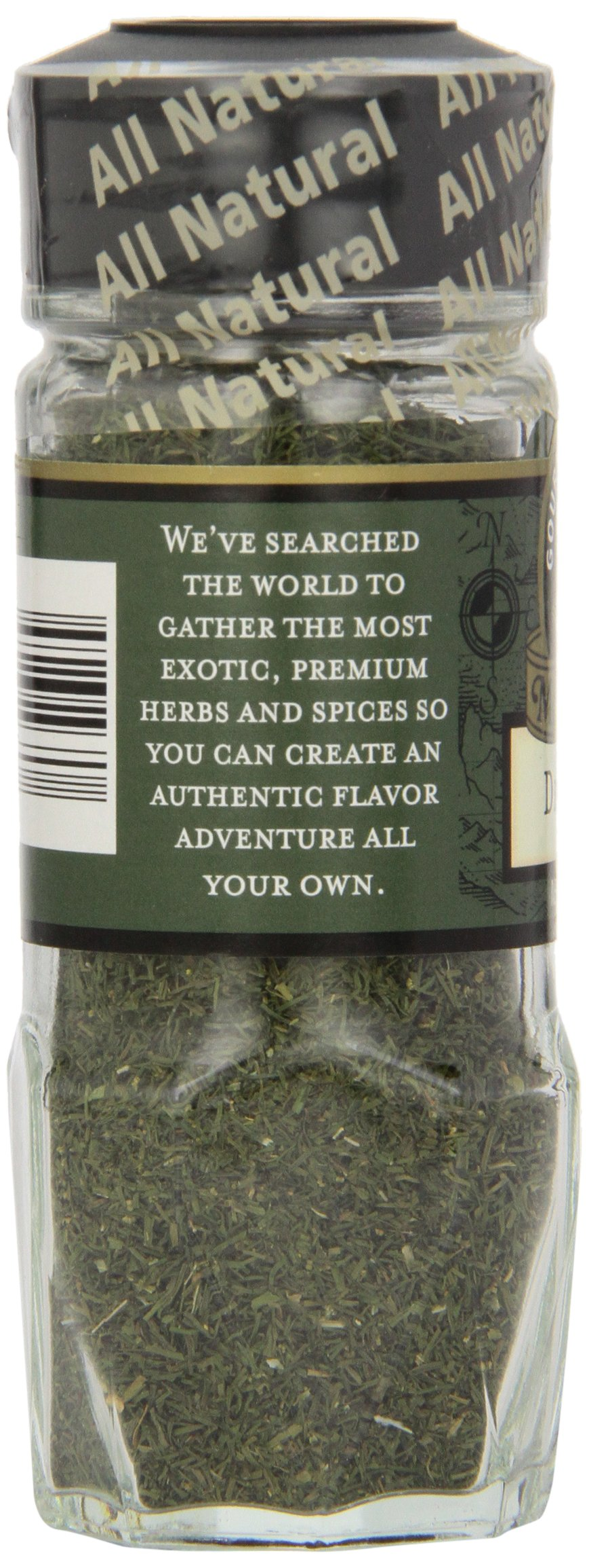 McCormick Gourmet Collection Dill Weed, 0.5 oz