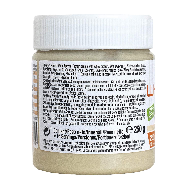 JOE WEIDER VICTORY Protein Spreads Whey Protein White Spread 250 g ...