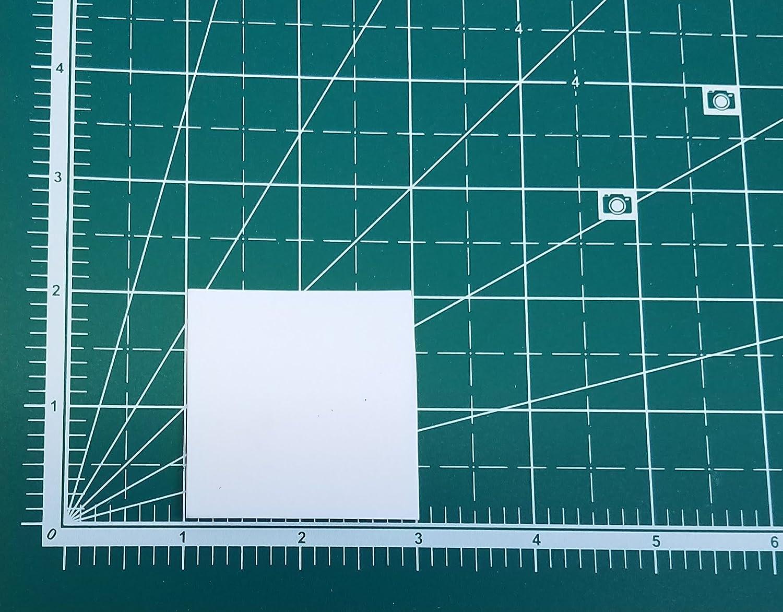 2 Square English Paper Piecing EPP Set of 100