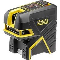 Stanley - Niveau laser en croix et 5 points, modèle : Fatmax, réf. : FMHT1-77415