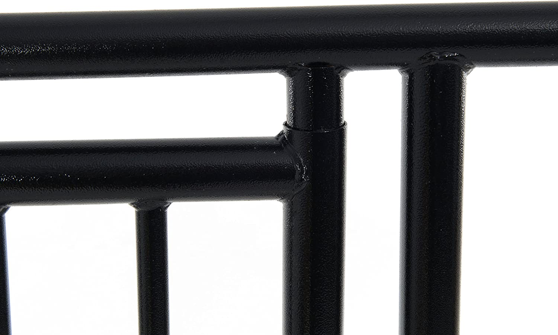 Lucky Dog CL 65151 European Style Modular Dog Kennel Black 10 x 5 x 6