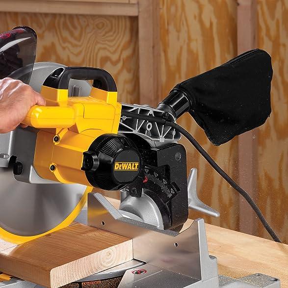 81iRPTMaUuL._SY587_ dewalt dw7053 universal dust bag all dewalt miter saws miter saw dw715 wiring diagram at soozxer.org