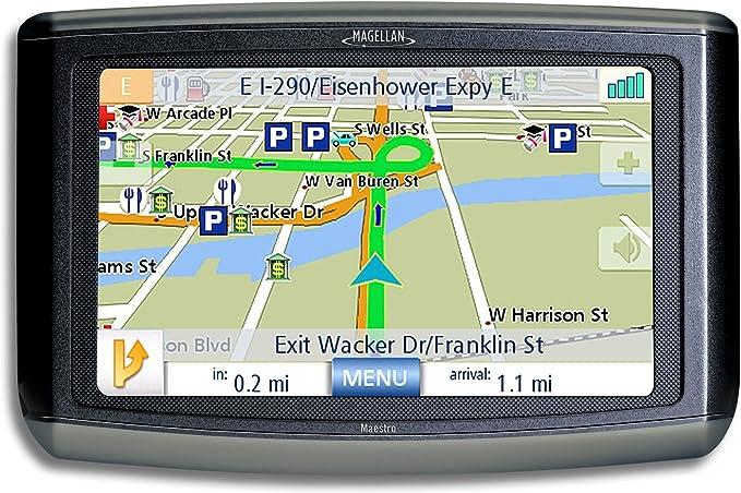 amazon com magellan maestro 4040 4 3 inch widescreen bluetooth rh amazon com Magellan Maestro 3100 Manual Magellan Maestro 5310 Accessories