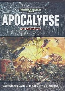 Apocalypse Cataclysmic Battles in the 41st Millennium: Games
